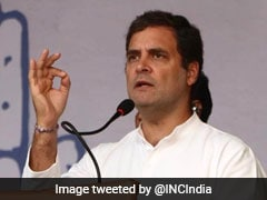 Rahul Gandhi To Address <i>''Yuva Aakrosh''</i> Rally In Jaipur On Tuesday