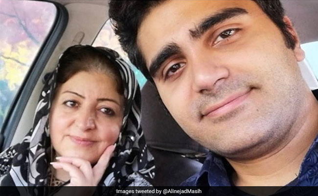Iranian Parents Jailed For Mourning Man Killed In Anti-Government Protest