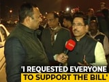 Video : 'I Thank Shiv Sena', Union Minister On Citizenship Bill