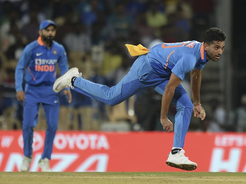 India vs West Indies: Deepak Chahar Ruled Out Of 3rd ODI, Navdeep Saini Named Replacement