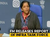 Video : Government Unveils Plan On Rs. 102-Lakh-Crore Infrastructure Projects