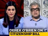 "Video : ""Choose Between Vivekananda's Or Amit Shah's Idea Of India"": Derek O'Brien"