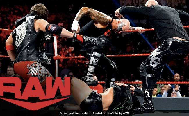WWE में रैंडी ऑर्टन को झुंड बनाकर पीट रहे थे एजे स्टाइल्स, फिर मुक्के मार-मारकर लिया बदला, देखें Video