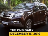 Video : Isuzu MU-X, Porsche Cayenne Coupe, Mercedes-Benz Price Hike