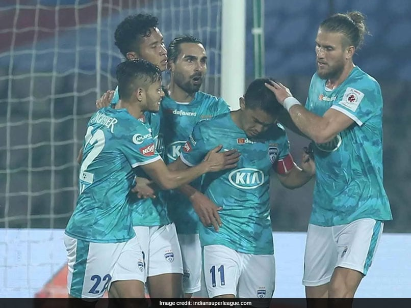 ISL: Bengaluru FC Beat NorthEast United To Move Top