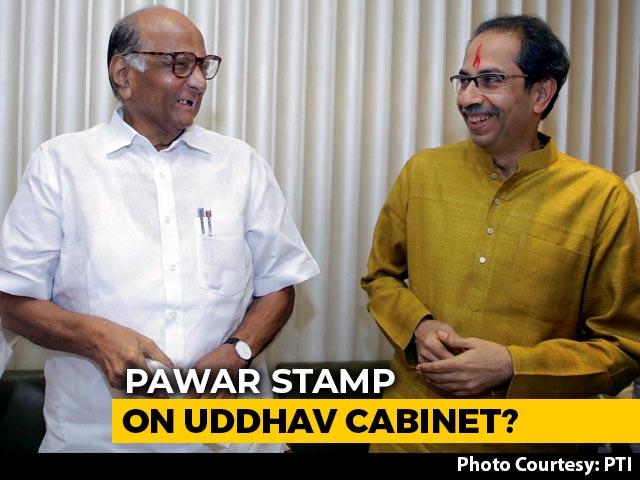 Video : Advantage NCP As Sharad Pawar's Party May Get Key Maharashtra Ministries