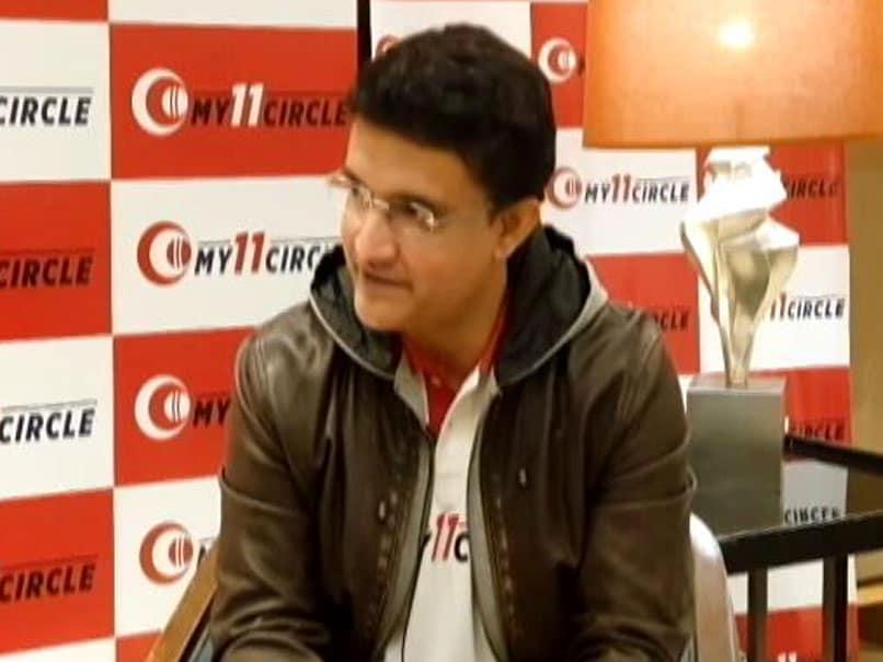 IND vs WI 3rd ODI: BCCI President Sourav Ganguly Praises Ravindra Jadeja for his batting