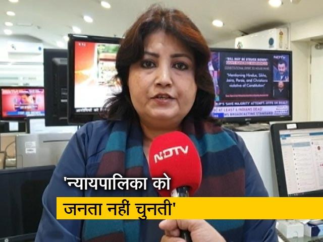 Videos : रवीश कुमार का प्राइम टाइम: सामाजिक कार्यकर्ता शीबा असलम फहमी की नजर में तेलंगाना एनकाउंटर