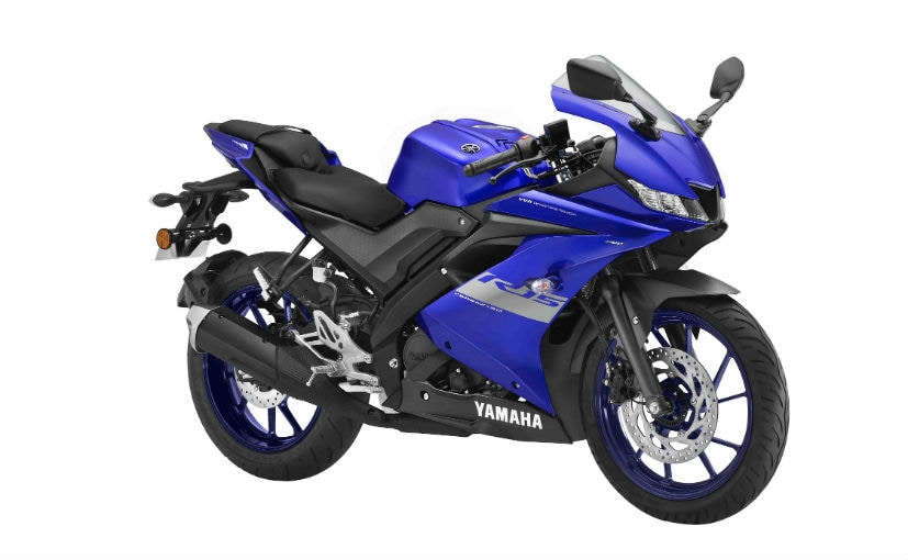 Yamaha YZF-R15 V3.0 BS6 Version Launched In India; Prices Start At ₹ 1.45 Lakh