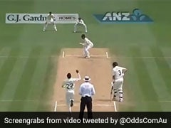NZ Vs Eng: फील्डर ने छोड़ा 'क्रिकेट इतिहास का सबसे आसान कैच', गुस्से से लाल हो गए जोफरा आर्चर, देखें Video