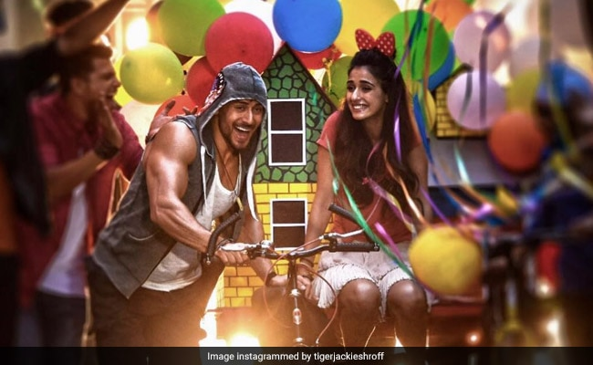 Disha Patani Reacts To Tiger Shroff's 'Came Out In One Piece' Comment