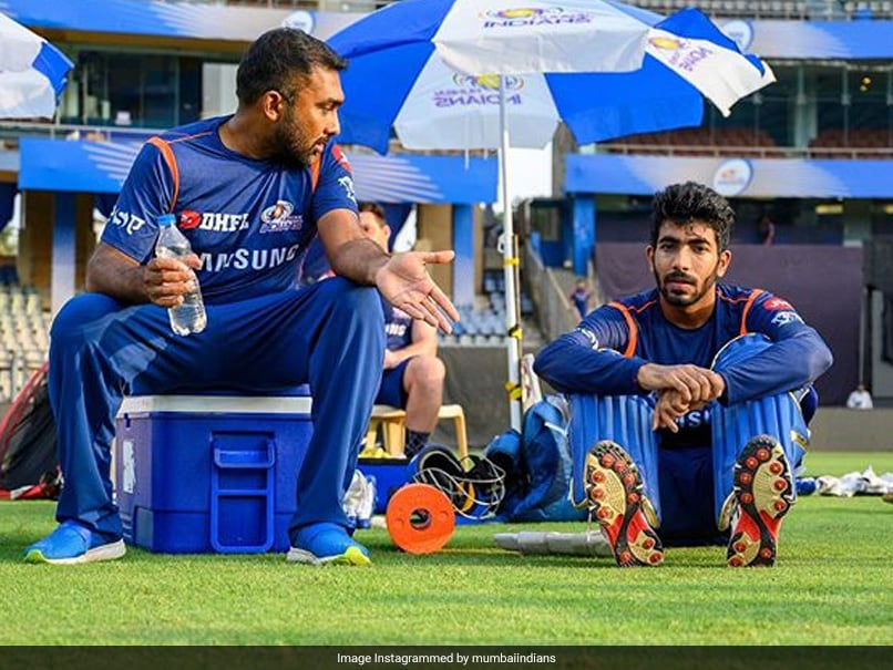"Mumbai Indians ""Closely Monitoring"" Jasprit Bumrahs Recovery, Says Mahela Jayawardene"