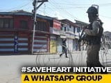 Video : Restore Internet And Save Lives, Say Kashmir Doctors Who Use WhatsApp