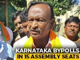 Video : For Hoskote, BJP Bets Big On MTB Nagaraj As Karnataka Bypolls Near