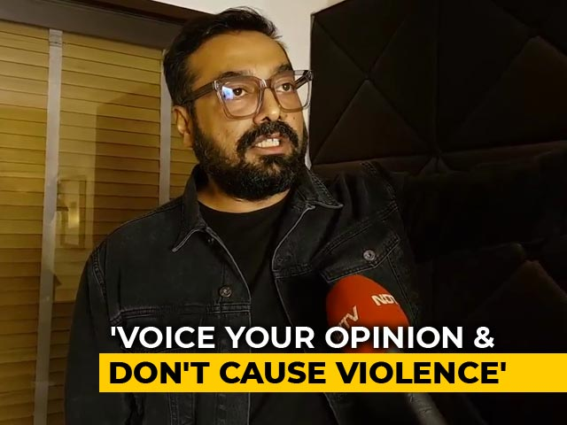 Section 144 Imposed & Internet Shut Because Government Is Scared: Anurag Kashyap