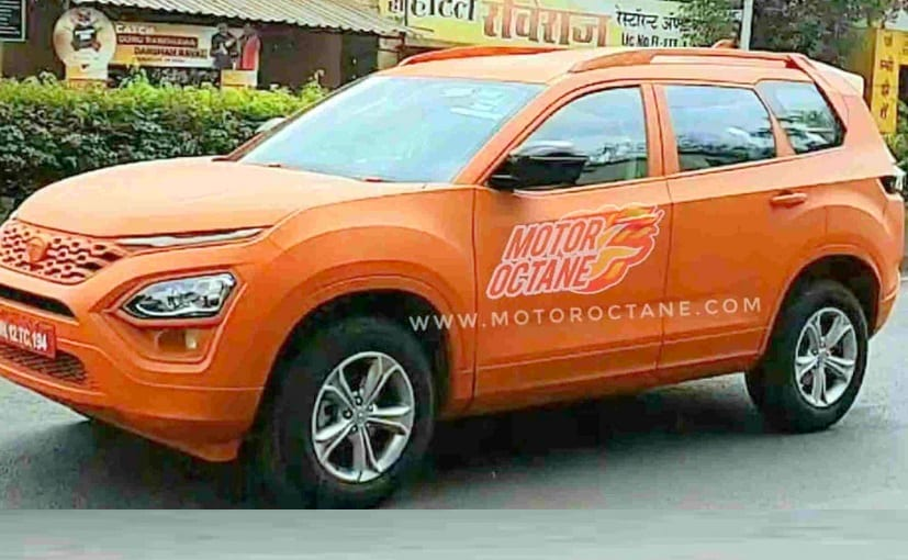The new Tata Gravitas is based on the OMEGA Architecture that also underpins the Tata Harrier