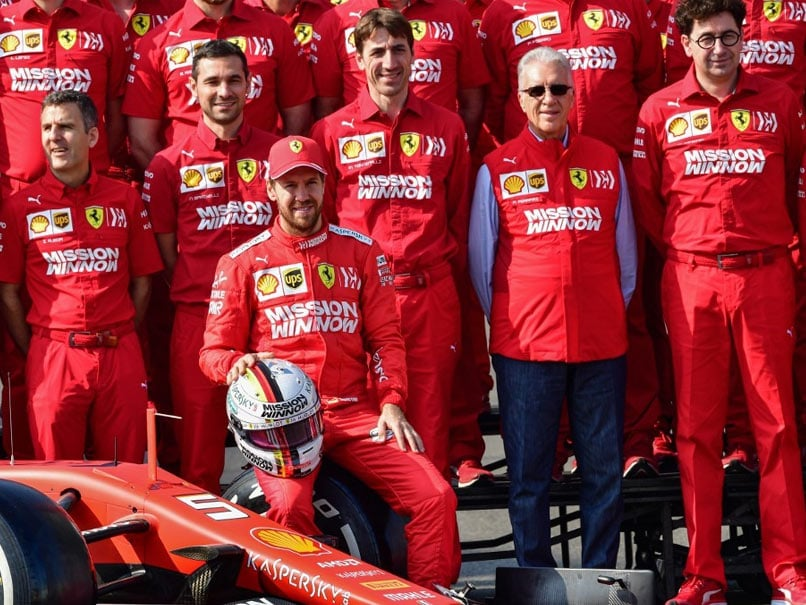 Sebastian Vettel Admits He Needs To Improve As Charles Leclerc Shines For Ferrari