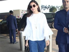 Anushka Sharma Proves That A Chic White Top Is Always Right