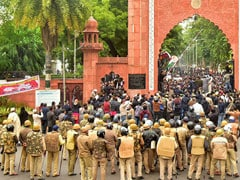 AMU Students Begin Hunger Strike Against Campus Violence During Protests