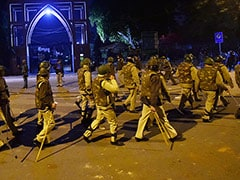 """Used Minimum Force"": Police Amid Anger Over Crackdown On Jamia Students"