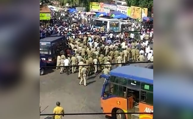 Bus Services In Mangaluru Resume Amid Protests Over Citizenship Amendment Act