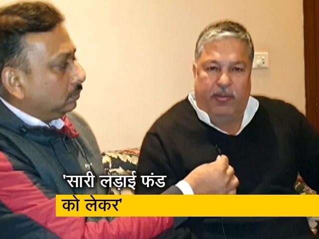 Videos : DDCA के ज्वाइंट सेक्रेटरी राजन मनचंदा ने हाथापाई मामले पर NDTV से की खास बातचीत