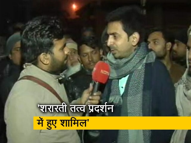 Video : 'सीलमपुर में दुकानदारों ने बुलाया था प्रदर्शन'