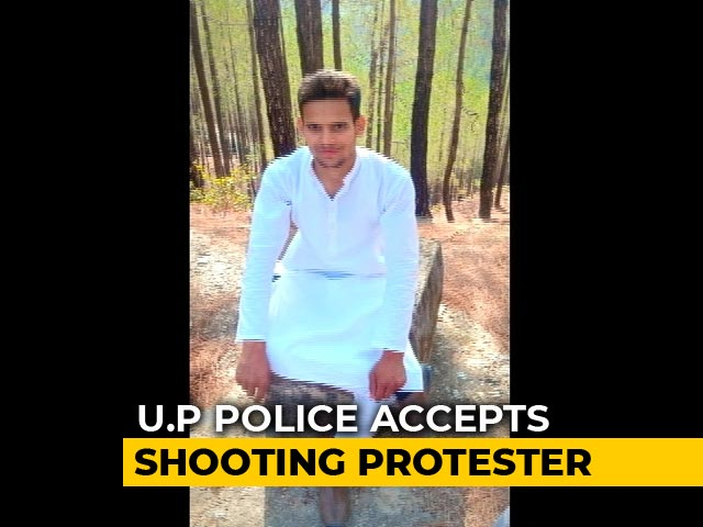 Video : IAS Aspirant Dies During UP Citizenship Law Protests, Cops Admit Firing