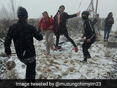 37 साल बाद बर्फ की चादर से ढका ये राज्य, ट्विटर पर लोगों ने शेयर की खूबसूरत Pics और Videos