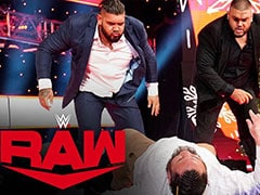 WWE में सेथ रोलिन्स ने की क्रूरता की सारी हदें पार, झुंड बनाकर ऐसे की रेसलर की धुनाई, देखें Video