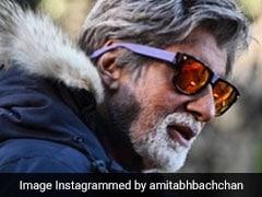 अमिताभ बच्चन ने -3 डिग्री में काम करता देख खुद को रोक नहीं पाईं बेटी श्वेता बच्चन, बोलीं- डैडी कूल...