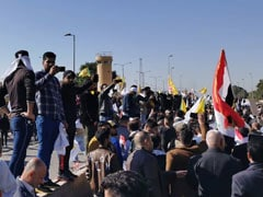 US Embassy In Baghdad, Stormed By Protesters Over Air Strikes, Evacuated
