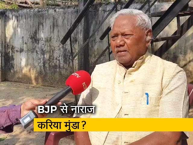 Videos : पार्टी ने नहीं कहा, अपने मन से किया प्रचार: करिया मुंडा