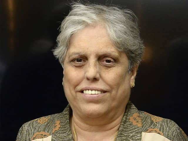 India vs West Indies: Diana Edulji Seeks Complimentary Passes For 3rd T20I In Mumbai