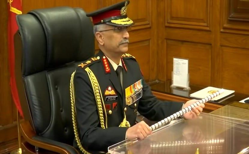 सेना प्रमुख मनोज नरवणे ने कहा, भारत के पास है आतंकवाद के स्रोत पर हमला करने का अधिकार