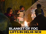 Video : Cold Wave Continues In North India, Several Trains Delayed