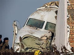 Ice Build-Up May Have Caused Kazakh Air Crash That Killed 12 Last Month: Officials