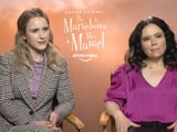 Video : Response To <i>The Marvelous Mrs. Maisel</i> Is Beyond Expectations: Rachel Brosnahan