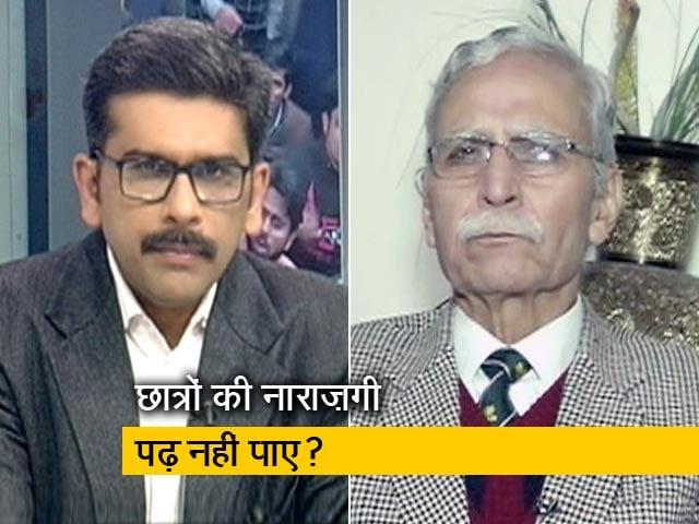 Video : खबरों की खबर : क्या सरकार नागरिकता कानून पर देश को समझाने में नाकाम रही?