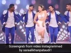 Sara Ali Khan के डांस Video ने बटोरी सुर्खियां, माधुरी दीक्षित के गाने पर झूमकर नाचती आईं नजर