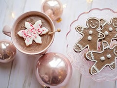 Overindulging In Sugary Christmas Treats Could Lead To Winter Depression