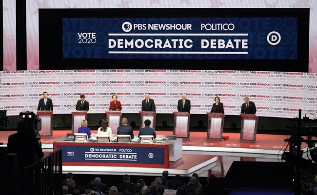 'President Is Not King In America,' Say Democrat Presidential Candidates