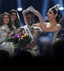 दक्षिण अफ्रीका की जोजिबिनी टुन्जी बनीं मिस यूनिवर्स 2019