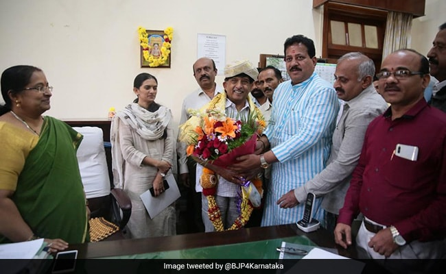 BJP Candidate From Karnataka Elected To Rajya Sabha Unopposed