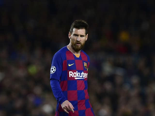Champions League: Even With Lionel Messi Out, Inter Milan Expecting Tough Barcelona Test