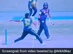 Fans Cry Foul After West Indies Pacer Bowls Huge Wide, No-Ball In Bangladesh Premier League