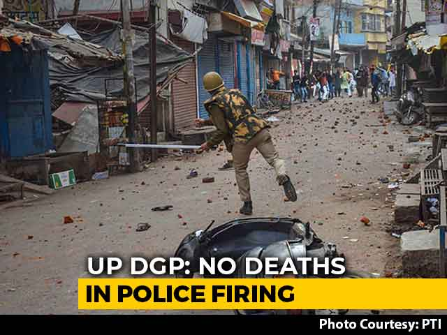 Video : 15 Dead In Violence In UP Since Thursday Over Citizenship Protests