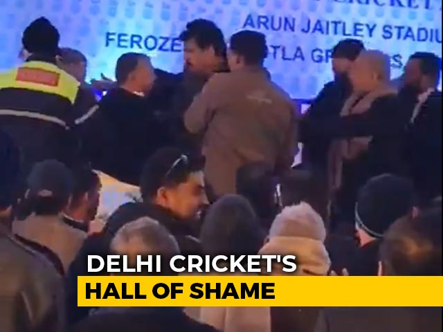 Fist Fight At Delhi Cricket Body Meet, Gautam Gambhir Wants It Dissolved