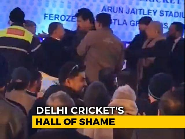 Fist Fight At Delhi Cricket Body Meet, Gautam Gambhir Wants It Dissolved