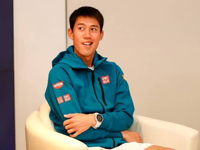 Japans Kei Nishikori Pulls Out Of Australian Open And ATP Cup
